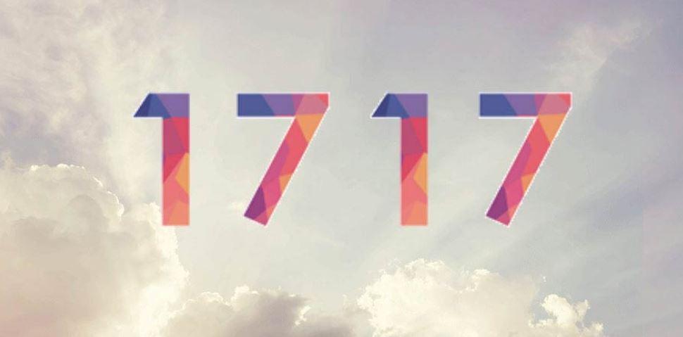 Numerologi 1717