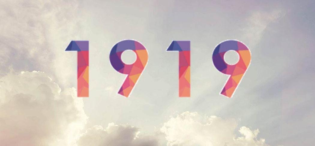 Numerologi 1919