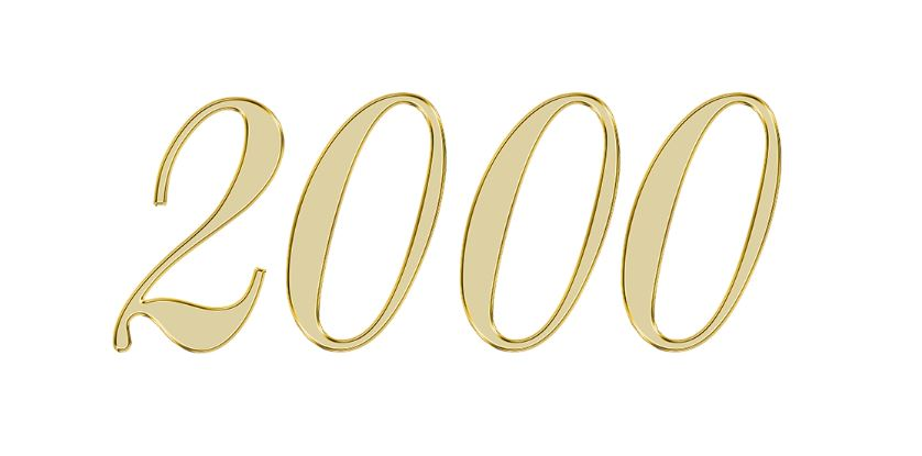 Numerologi 2000