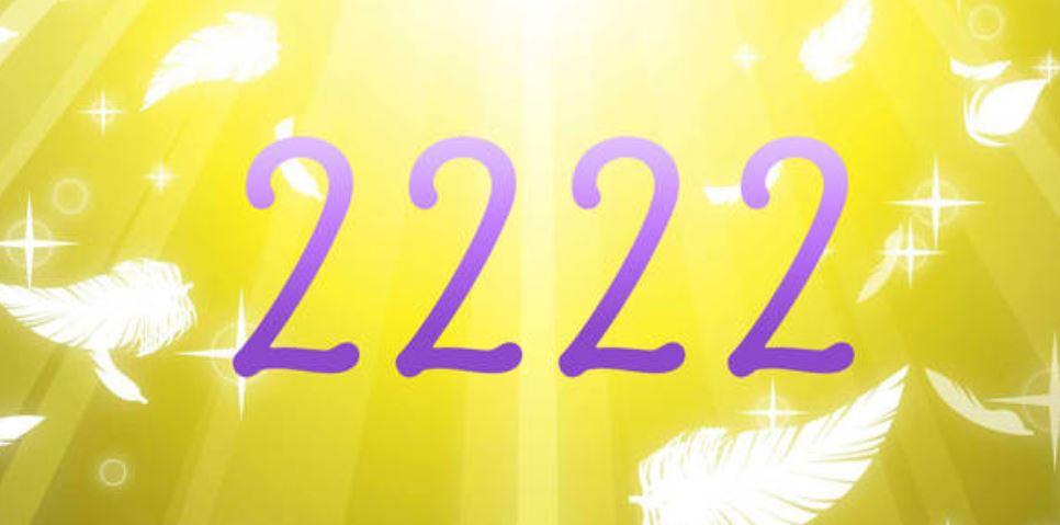 Numerologi 2222