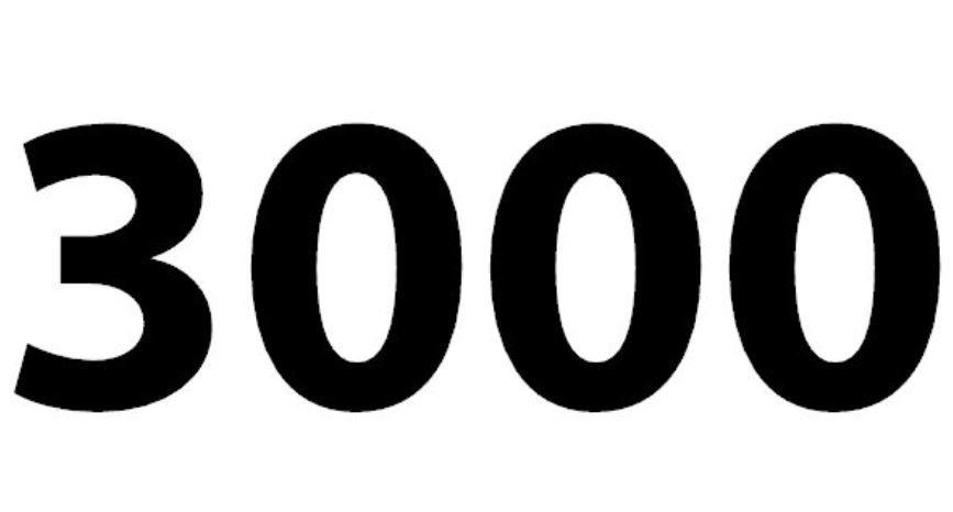 Numerologi 3000