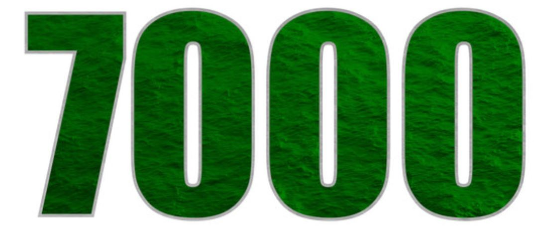 Numerologi 7000