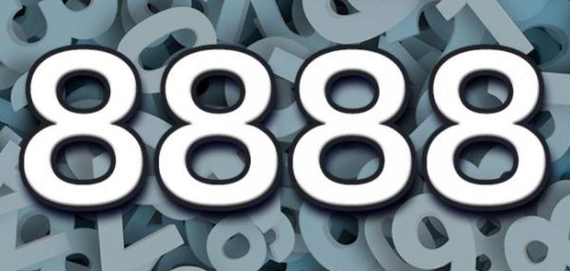 Numerologi 8888