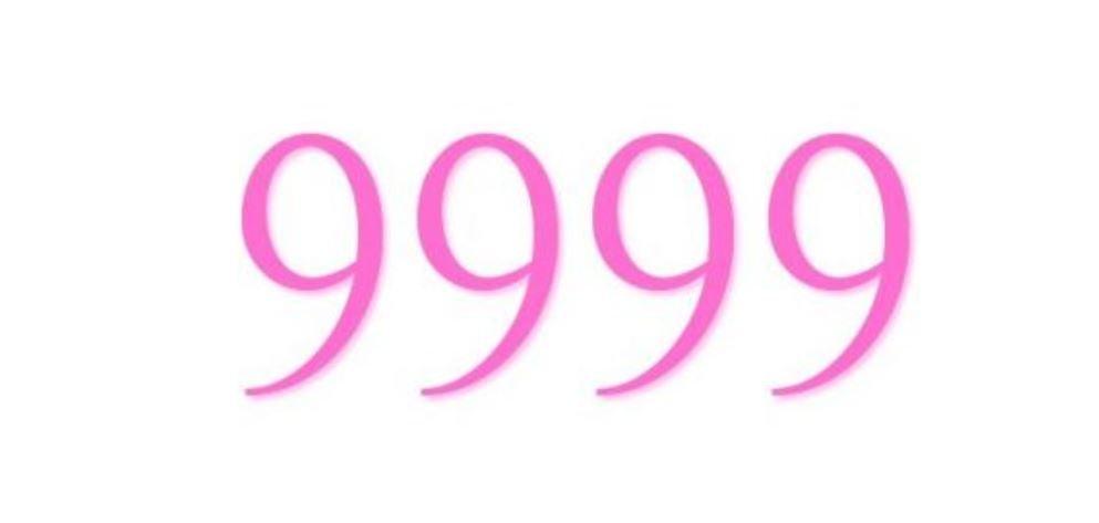 Numerologi 9999
