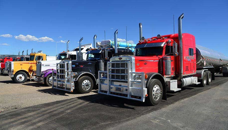 Drömtydning lastbil