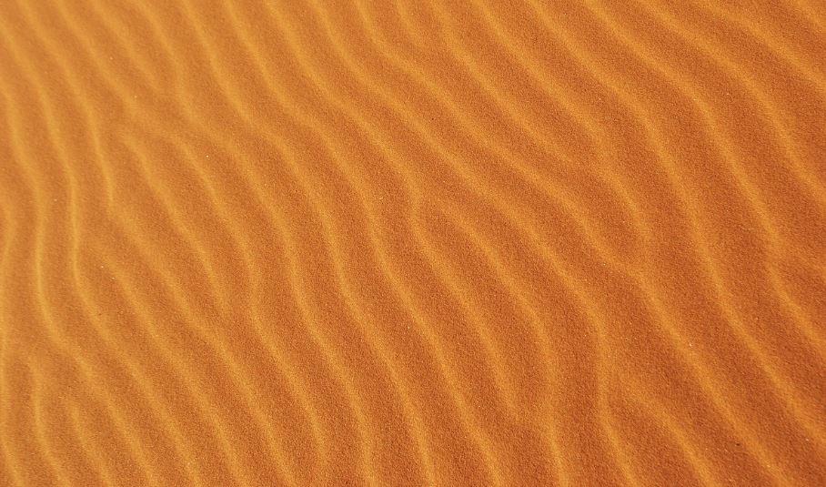 Drömtydning sand