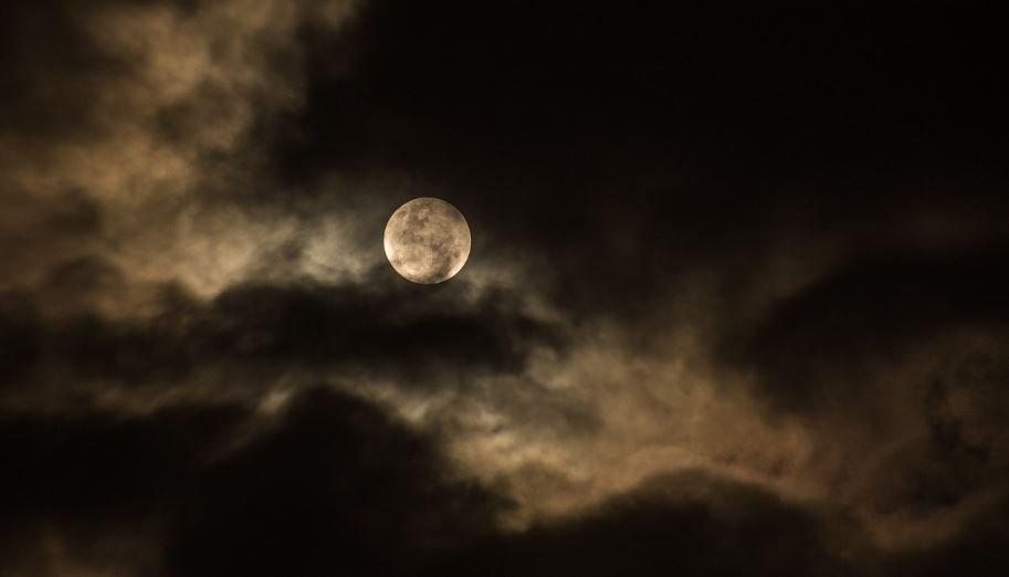 Drömtydning måne