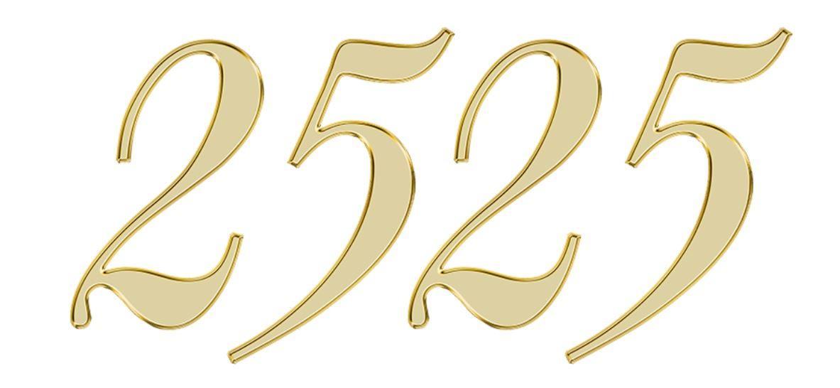 Numerologi 2525