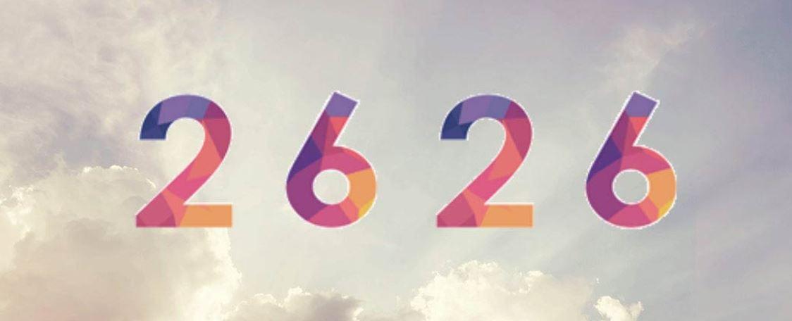 Numerologi 2626