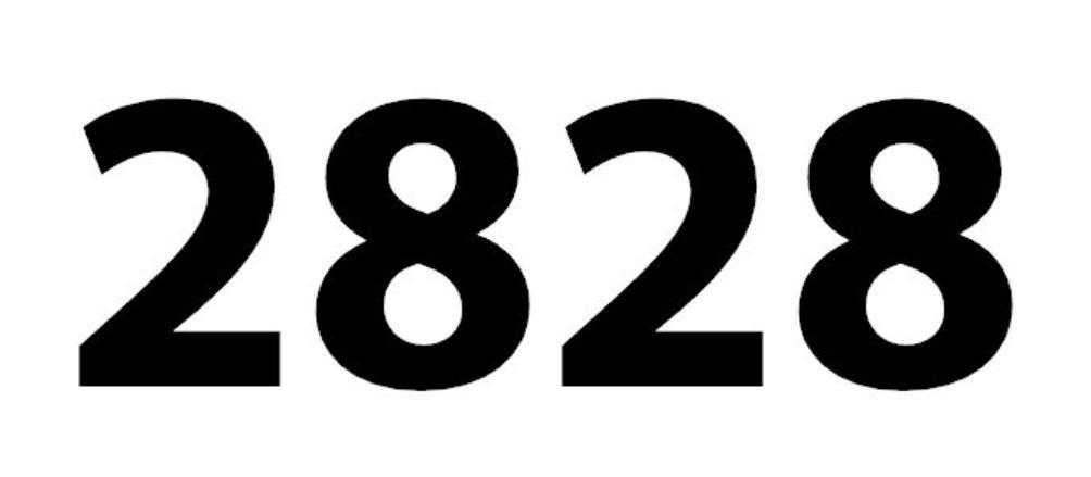 Numerologi 2828