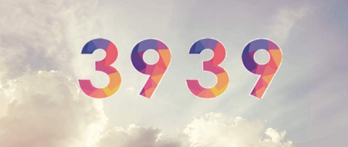 Numerologi 3939