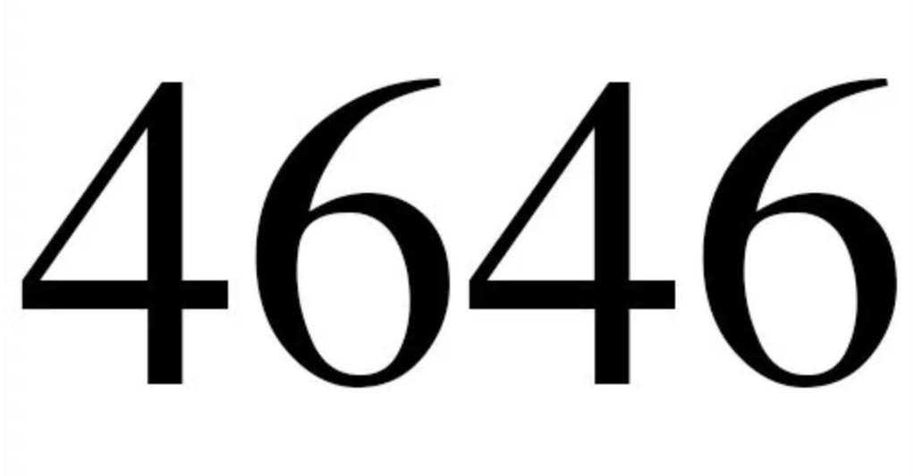Numerologi 4646