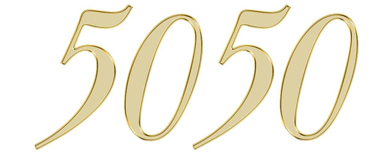 Numerologi 5050