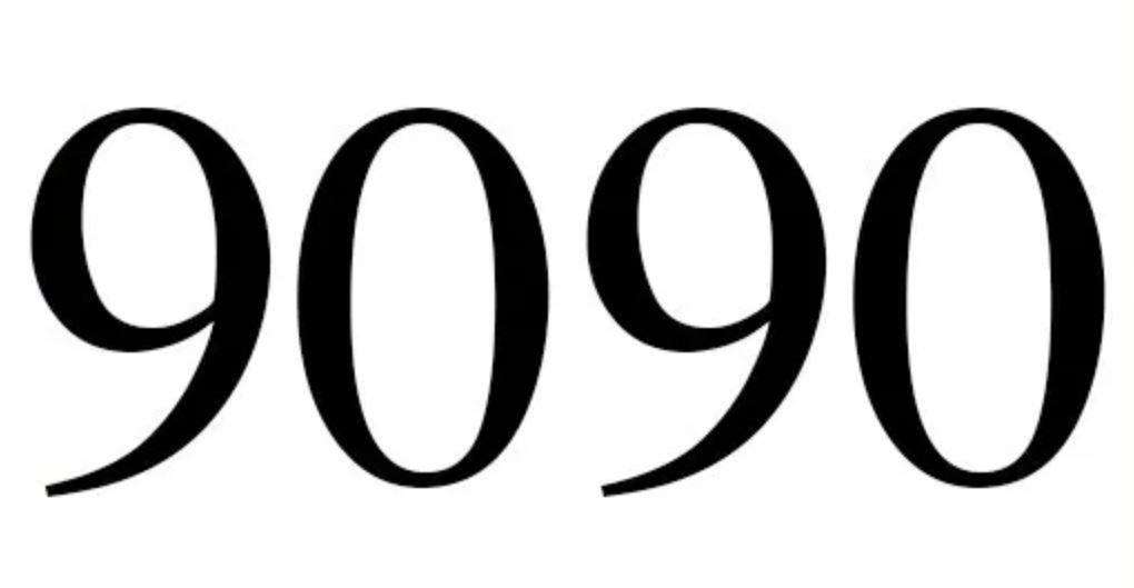 Numerologi 9090