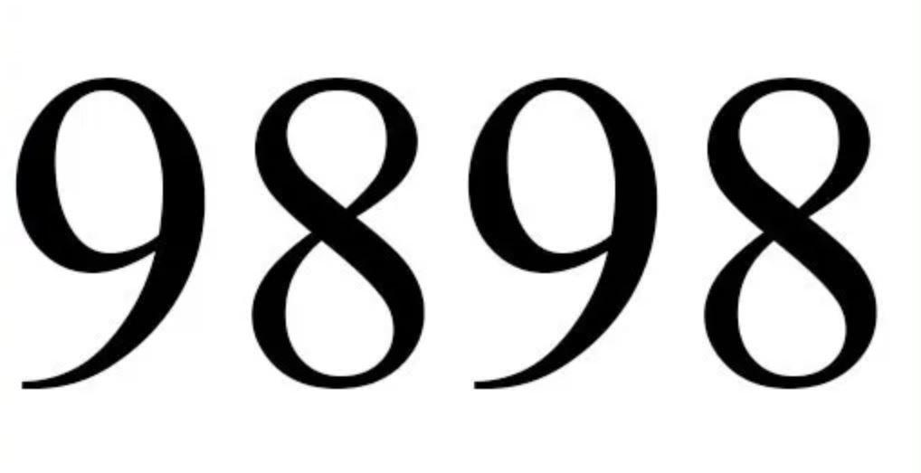 Numerologi 9898