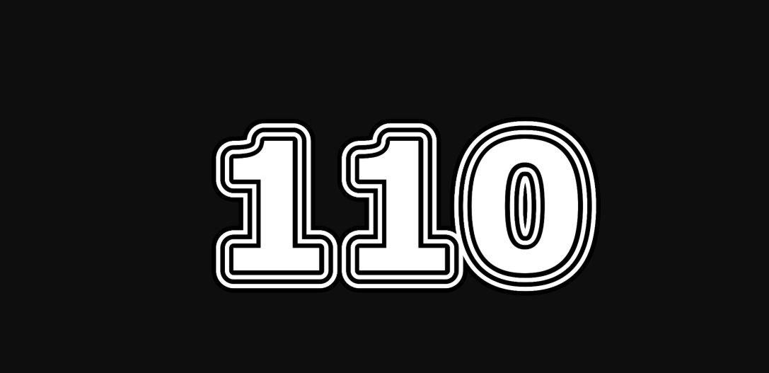 Numerologi 110