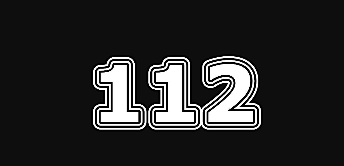 Numerologi 112