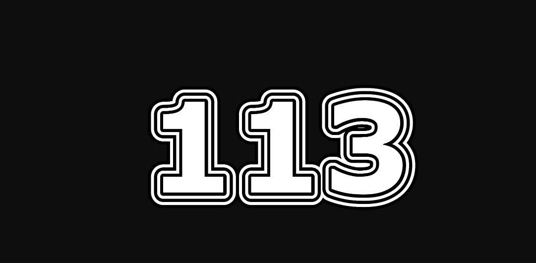 Numerologi 113