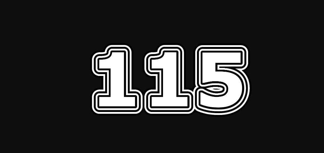 Numerologi 115