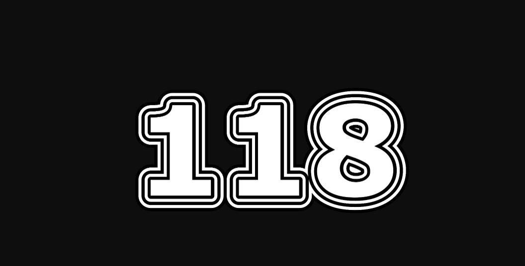 Numerologi 118