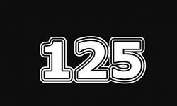 Numerologi 125: Betydelse och Symboler