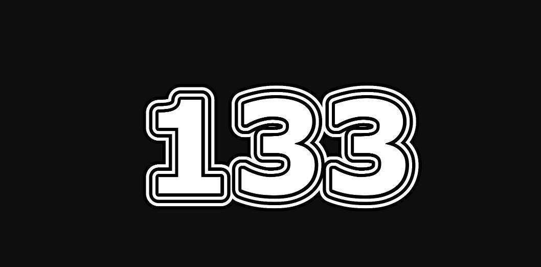 Numerologi 133