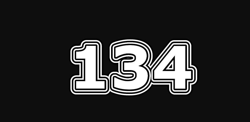 Numerologi 134