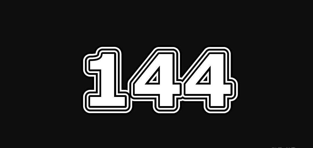 Numerologi 144