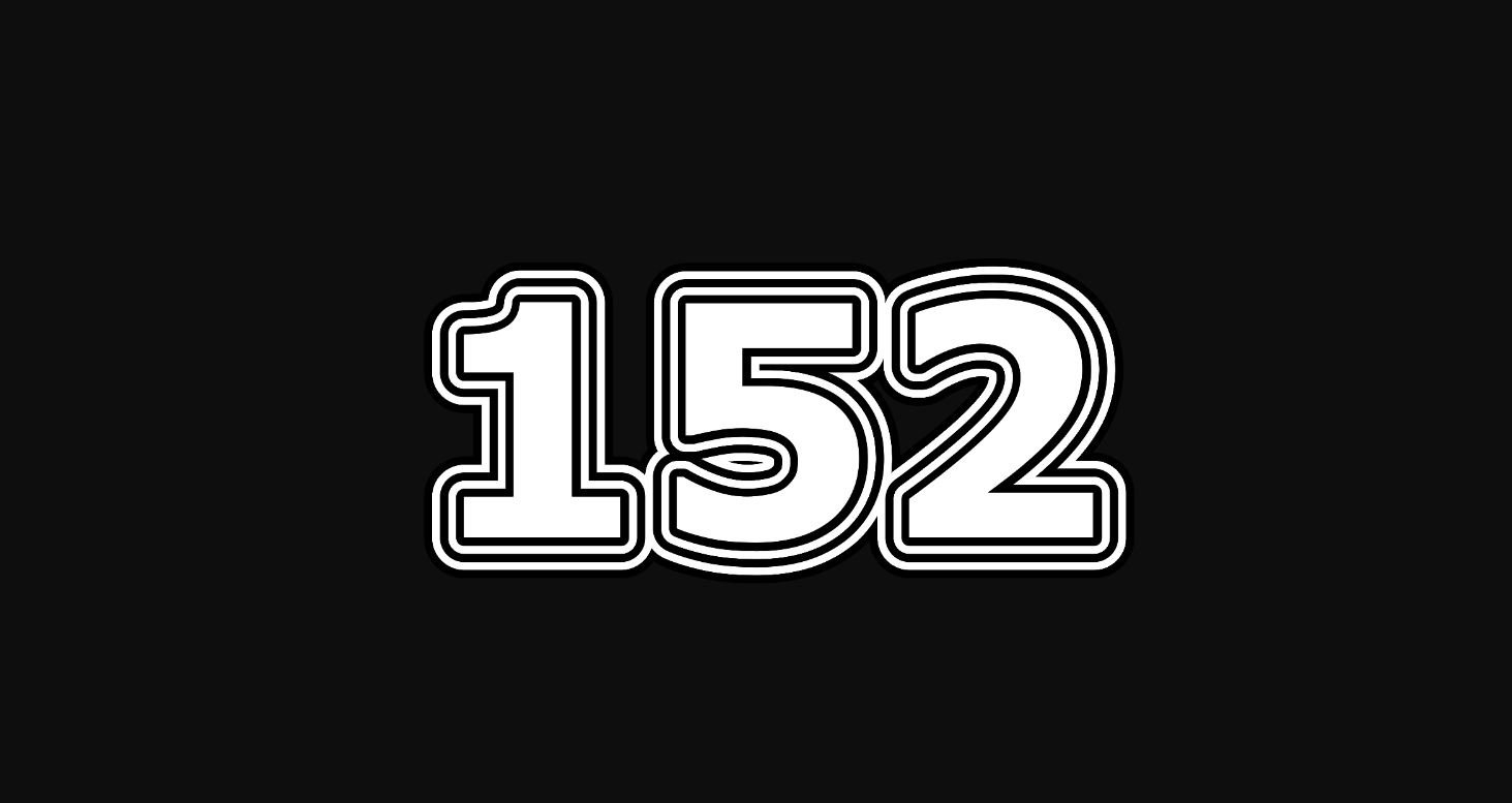 Numerologi 152