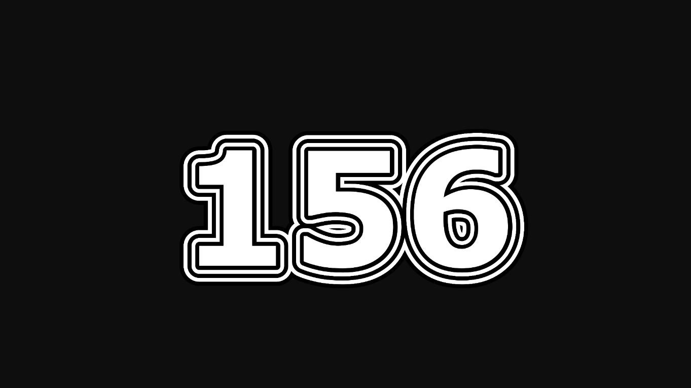 Numerologi 156