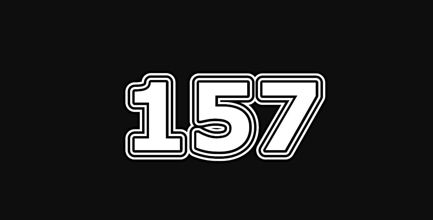 Numerologi 157