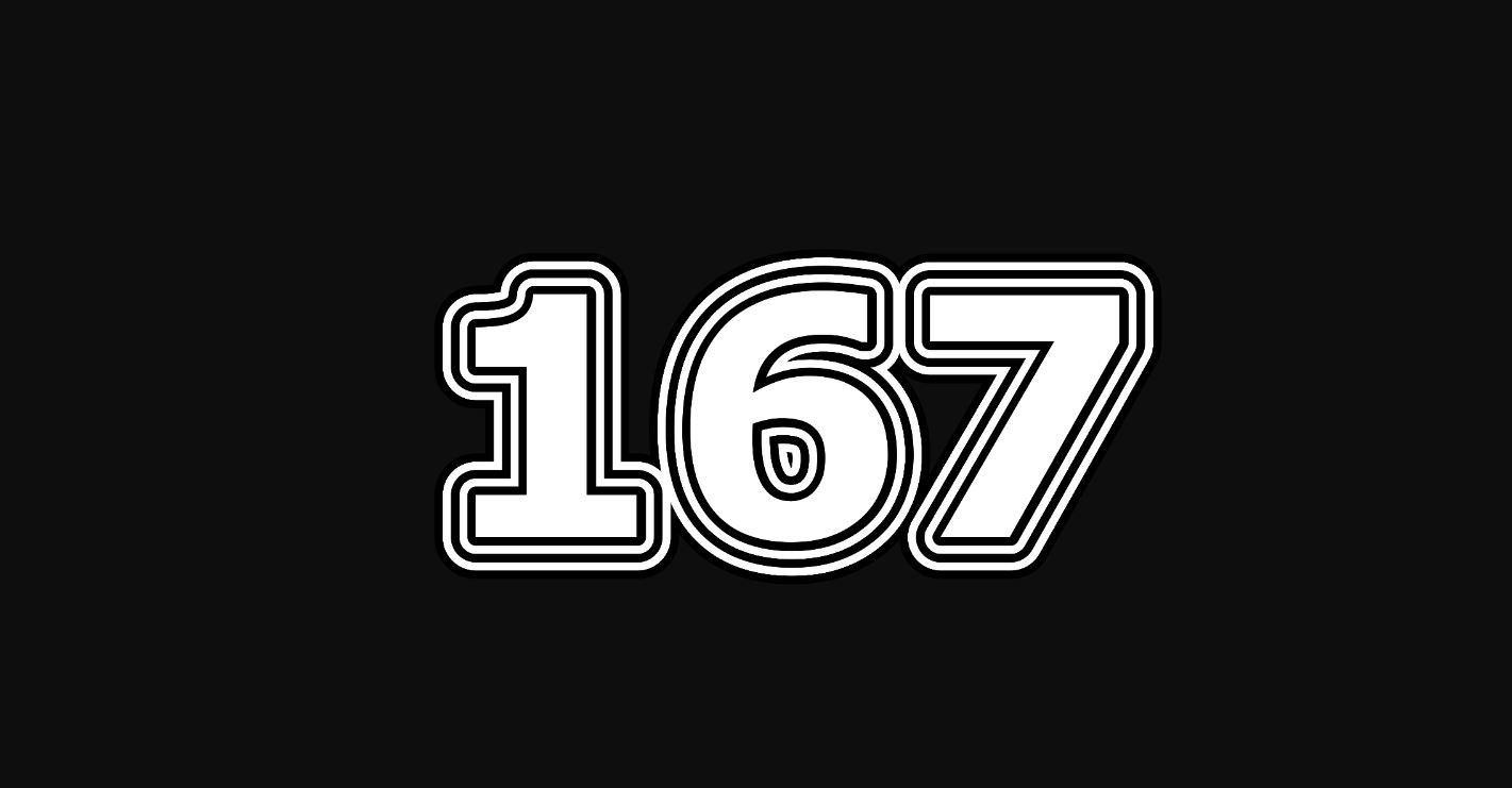 Numerologi 167