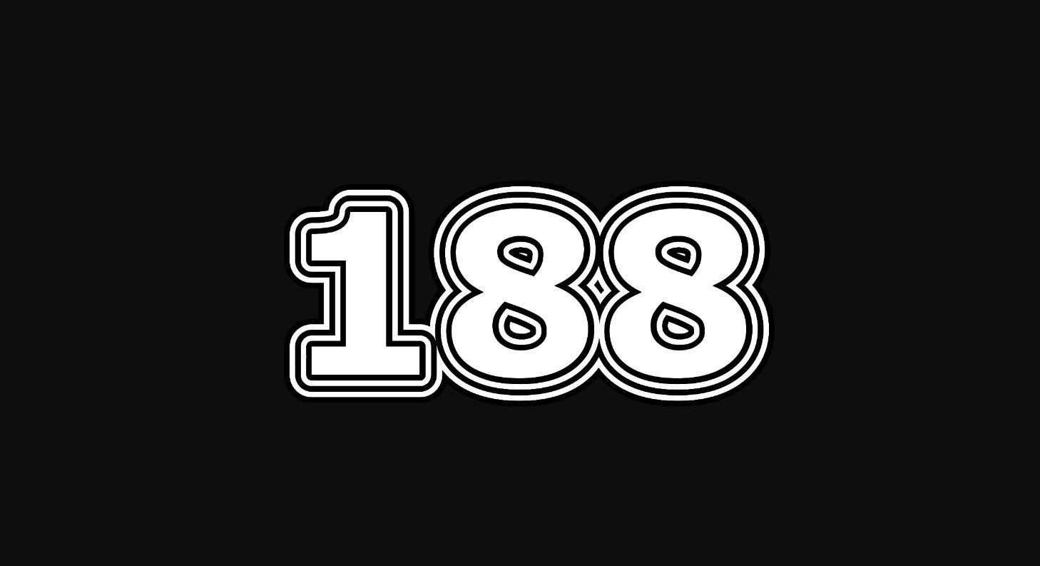 Numerologi 188