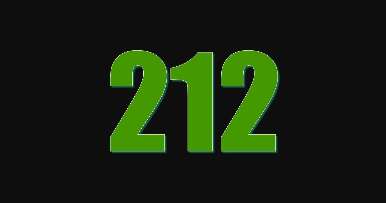 Numerologi 212
