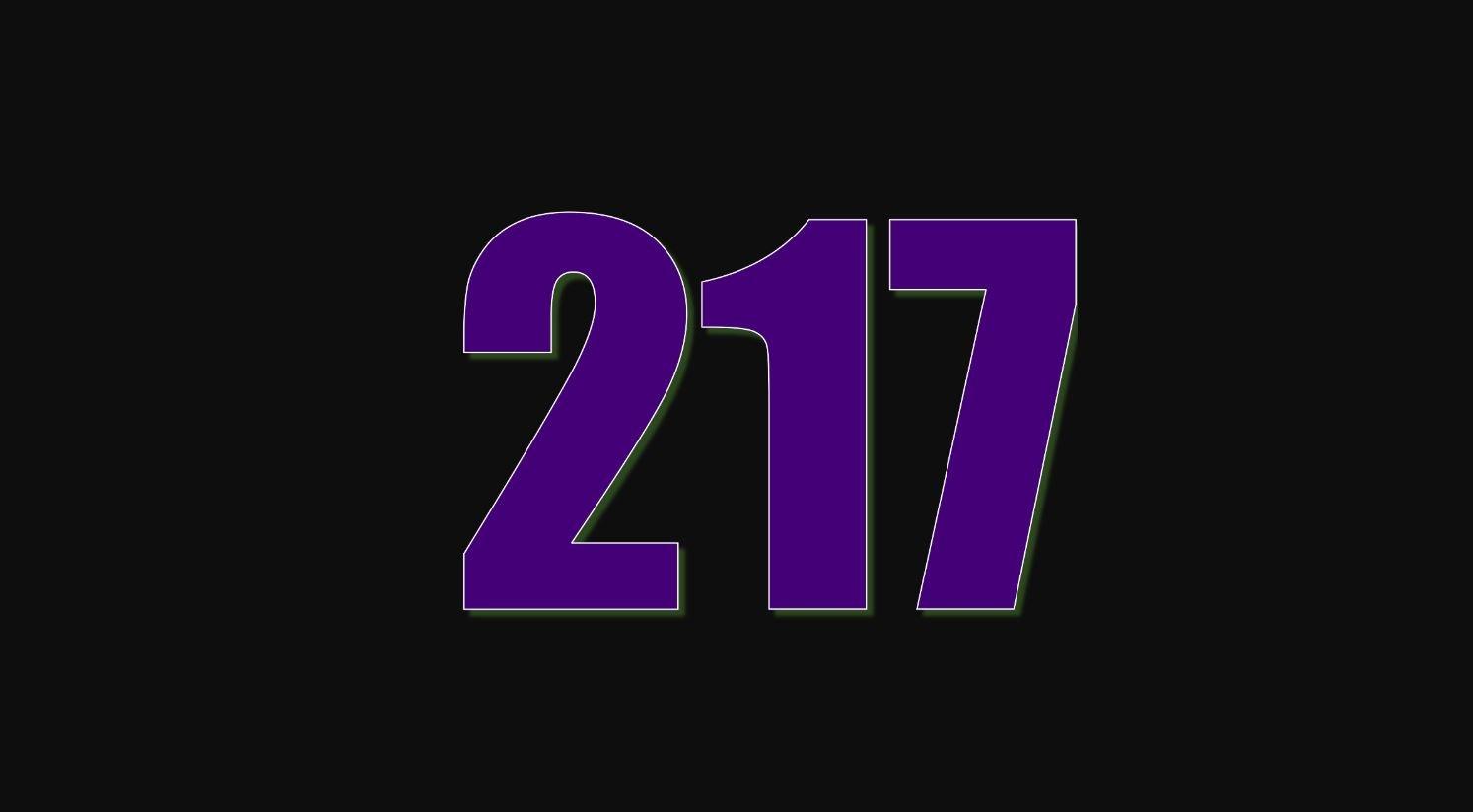 Numerologi 217