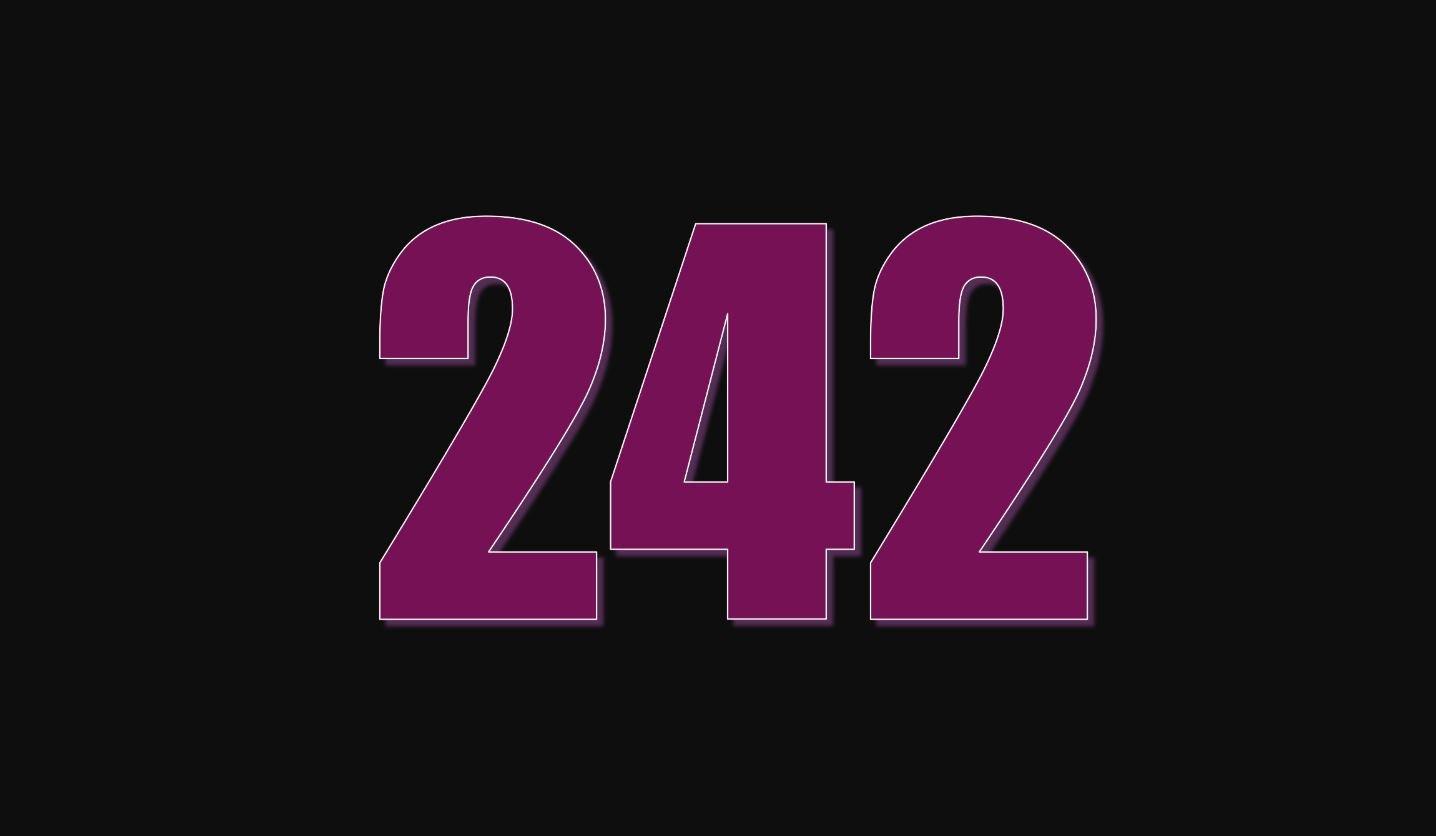 Numerologi 242