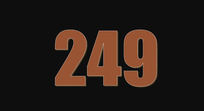 Numerologi 249