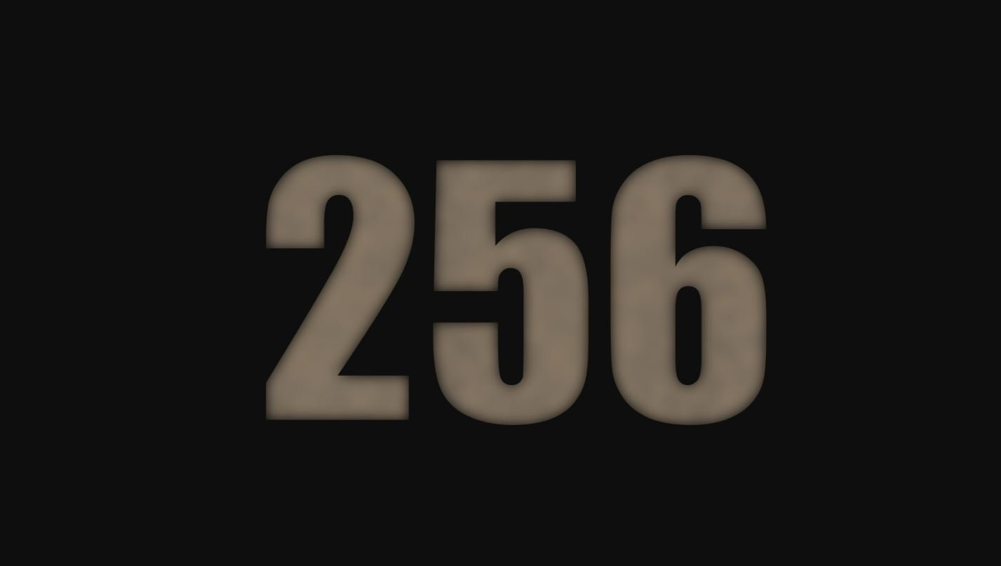 Numerologi 256