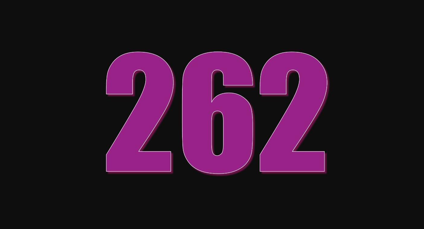 Numerologi 262