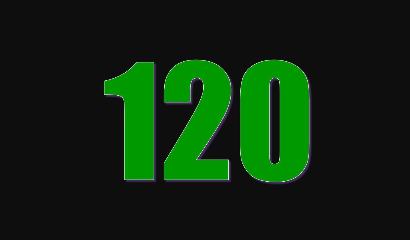 Numerologi 120