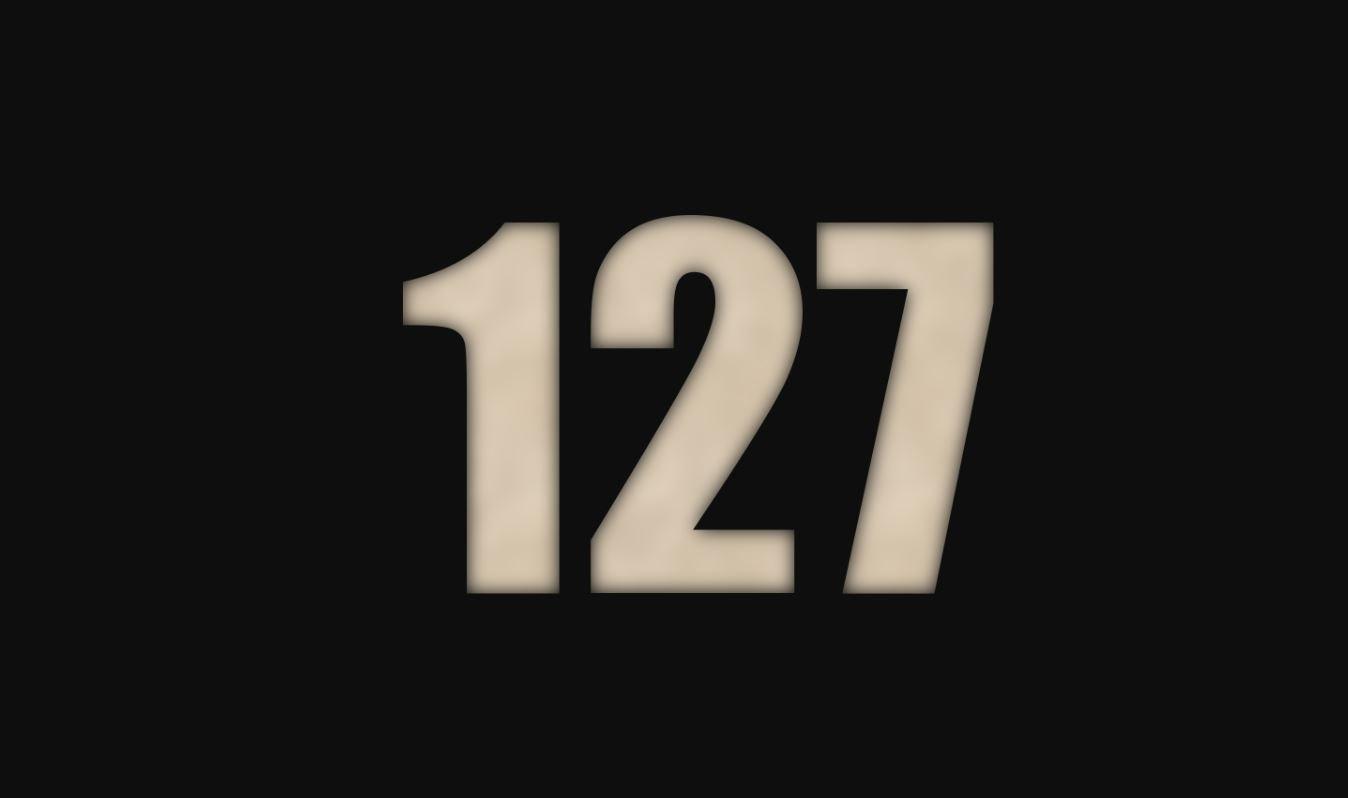 Numerologi 127
