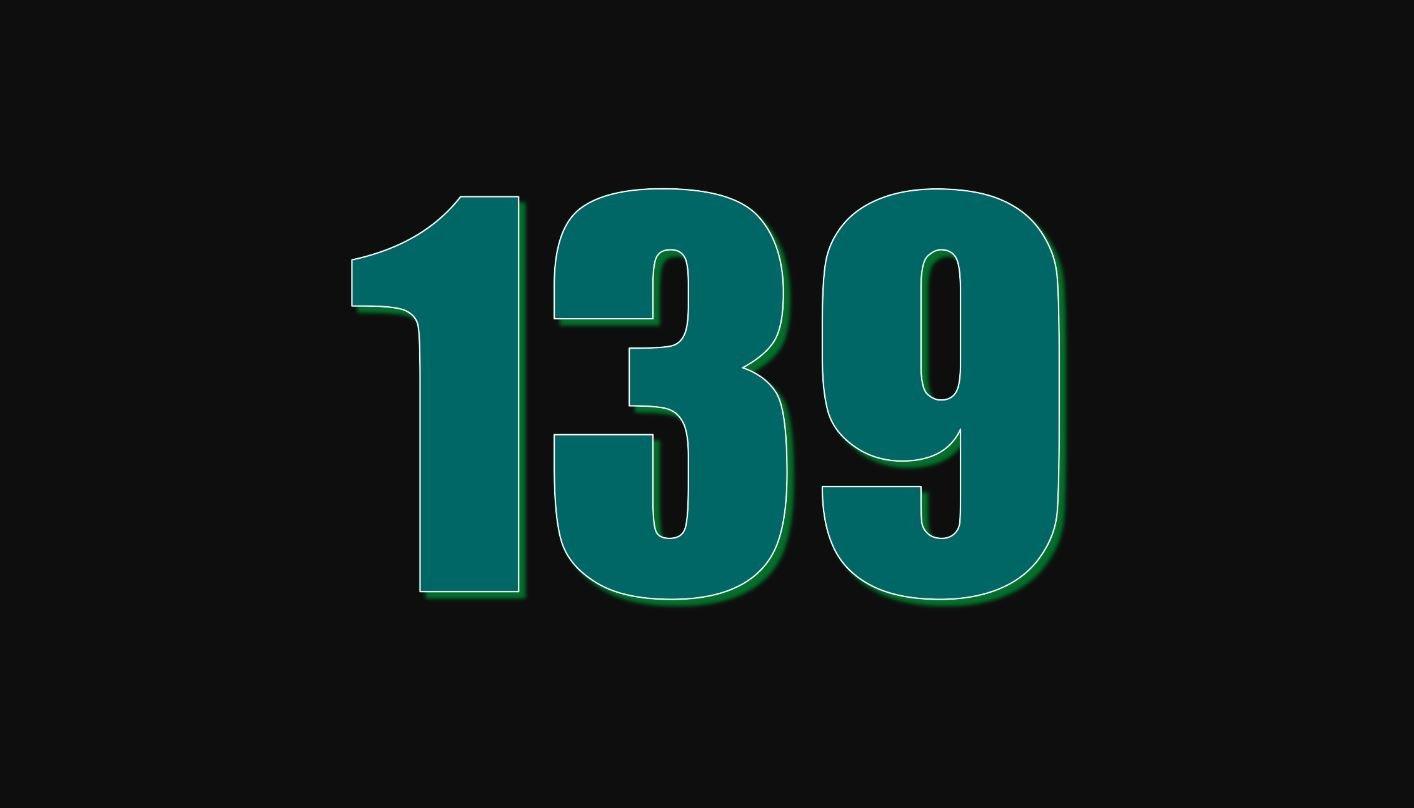 Numerologi 139