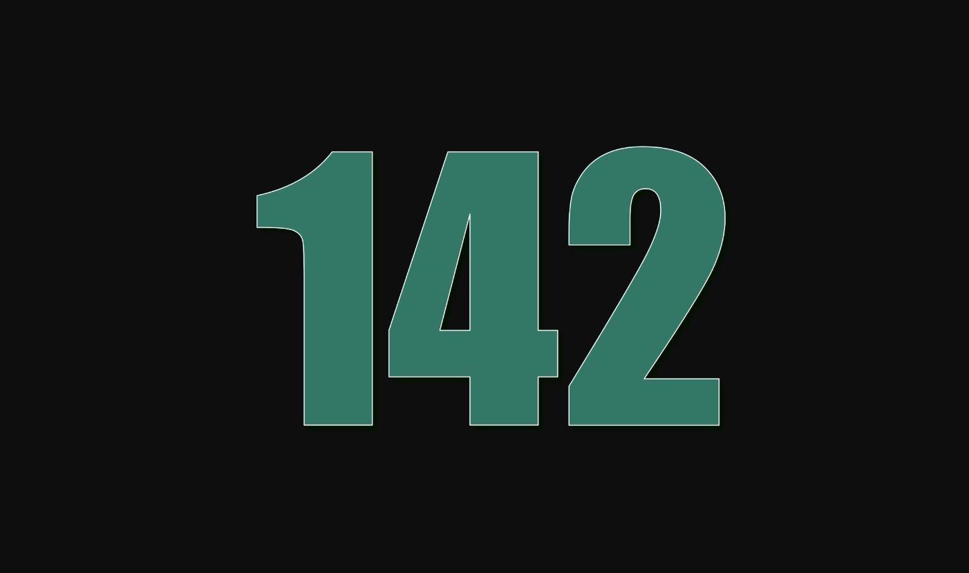 Numerologi 142