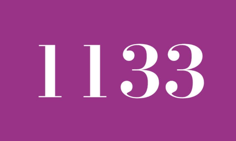 Numerologi 1133