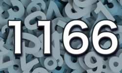 Numerologi 1166: Betydelse och Symboler