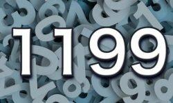 Numerologi 1199: Betydelse och Symboler