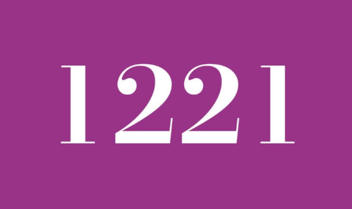 Numerologi 1221