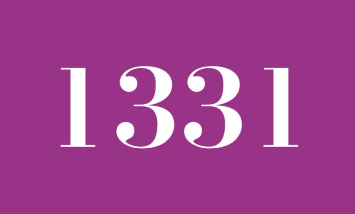 Numerologi 1331
