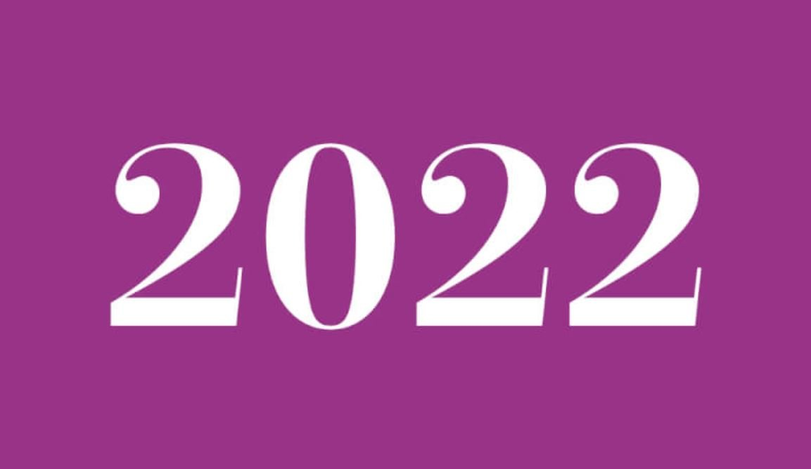 Numerologi 2022