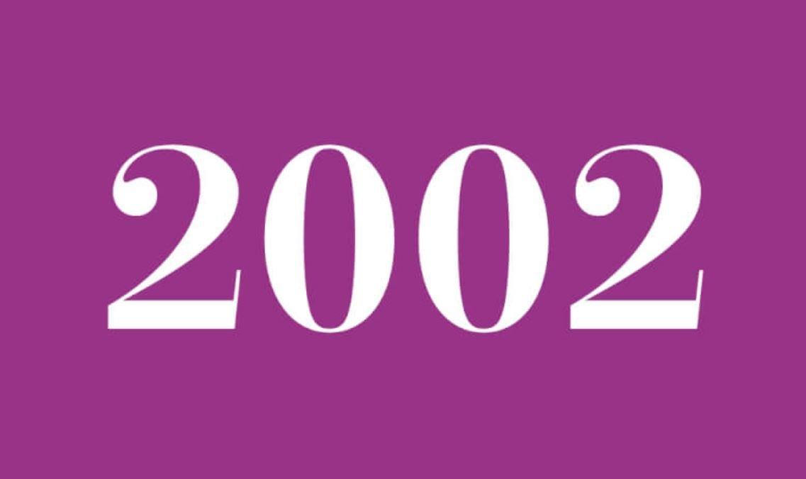 Numerologi 2002